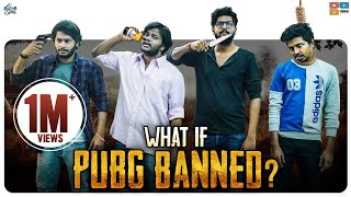 What If PUBG Banned ? || Racha Gang || Tamada Media