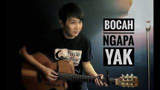 (Wali) Bocah Ngapa Yak - Nathan Fingerstyle   Guitar Cover