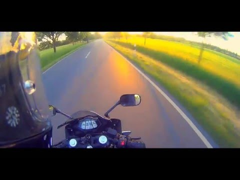 SHADY #1 : Raped by the streets | Yamaha YZF-r125 2014 | Police | Summer 2015