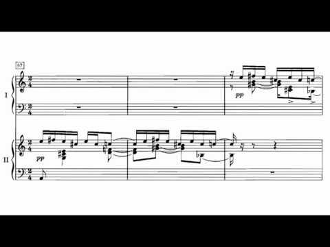 Charles Ives - Three Quarter-Tone Pieces [2/3]