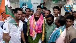 TRS Active Workers Joins Congress in Presence of Mukesh Goud | Overseas News