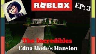 Roblox   Bloxburg: The Incredibles - Edna Mode
