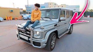 قررت اشتري سيارة جديدة في دبي !