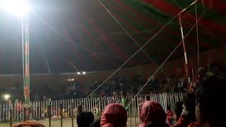 Bangladeshi circus show sonar bangla