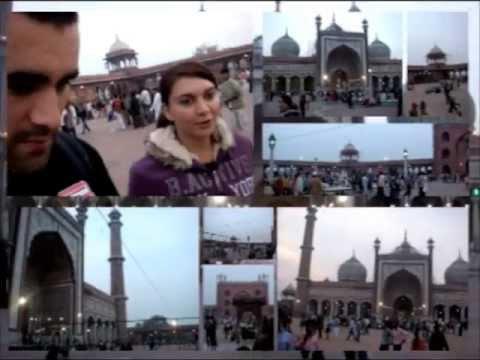 Pasaportes extranjeros - Descubriendo India (Día 1) - Un paseo por Delhi
