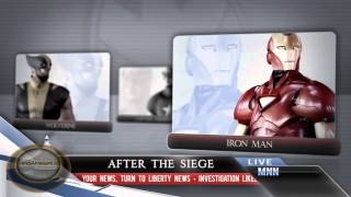 Marvel Ultimate Alliance 2: Act 1 Movies- HD