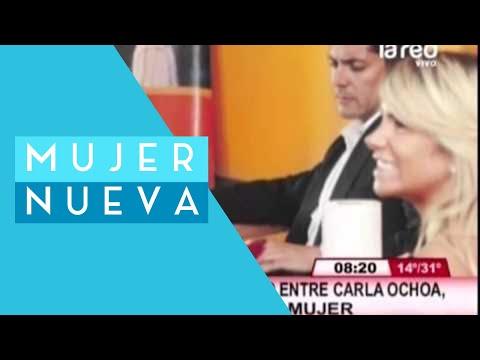 Xxx Mp4 Incómodo Encuentro Entre Carla Ochoa Pato Laguna Y Su Mujer 3gp Sex