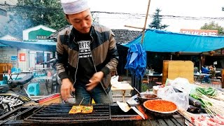 Chinese Street Food Tour in Chengdu, China   Best Street Food in China