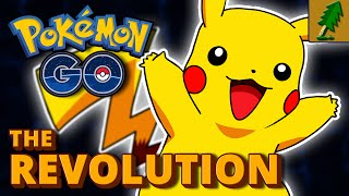 Pokemon Go: The Story You Never Knew