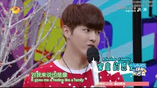 [ENG SUB] 151226 Happy Camp 快乐大本营