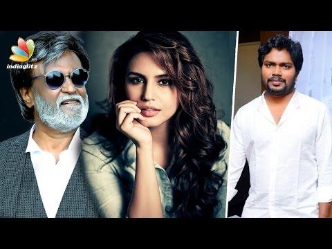 Xxx Mp4 Huma Qureshi To Star Opposite Rajinikanth In PA Ranjith S Next Hot Tamil Cinema News 3gp Sex