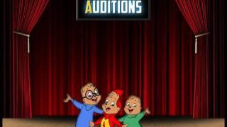 Chipmunk Auditions Update