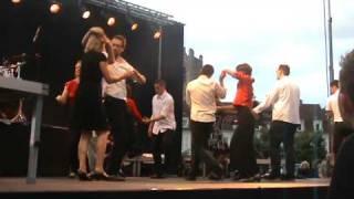 Danse couple inter