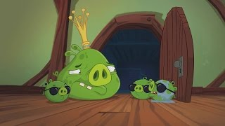 Angry Birds Toons S3 E26 Toy Hoggers