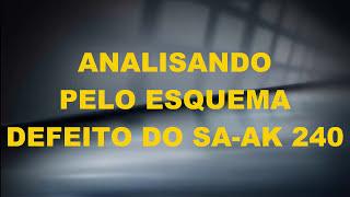 SOM PANASONIC SA AK 240 CÓDIGO F61