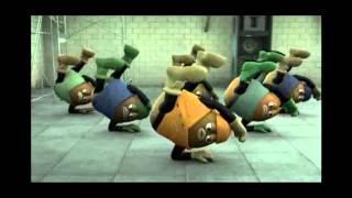 killer bean dance