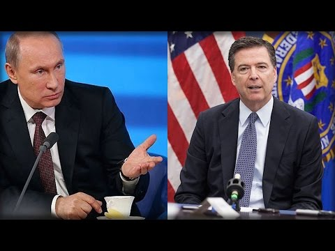 THE FBI WAS HIDING SOMETHING HUGE ABOUT RUSSIA HACKS TRUMP WAS RIGHT