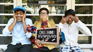 Childhood Rumours | Varadhu, Partha & Uppli | Madras Meter