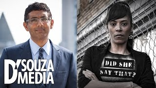 Sonnie Johnson & Dinesh D'Souza Explode Myth About Liberals & Minorities