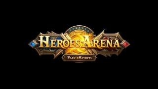 Heroes Arena Trailer
