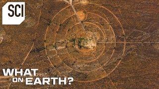 A Giant Bullseye in the Desert? | What on Earth?