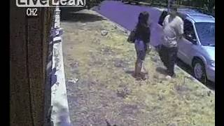 Kidnapping Caught on Video