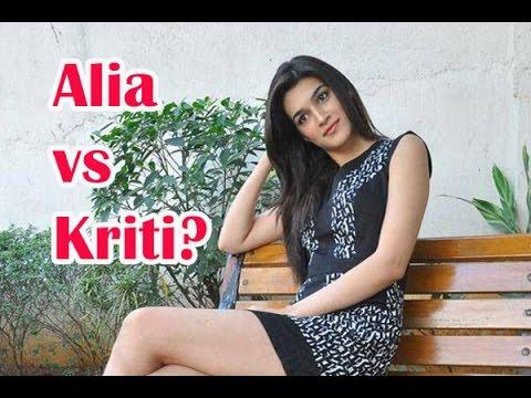 Kriti Sanon or Alia Bhatt for Varun Dhawan? - TOI