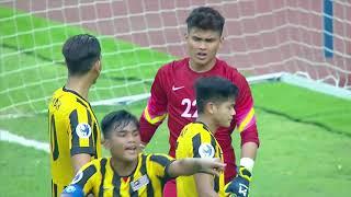 Saudi Arabia 2-1 Malaysia (AFC U19 Indonesia 2018 : Group Stage)