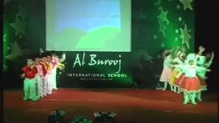 Months In Islam - Montessori Kids - 2nd Annual Day Programme - Al Burooj International School