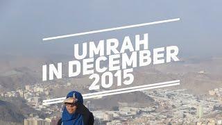 UMRAH: MADINAH AND MAKKAH