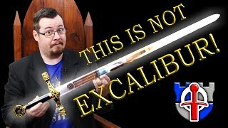 What did Excalibur REALLY look like? (The sword of King Arthur)