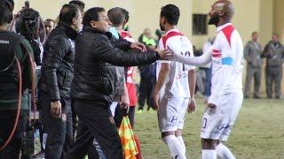 أخبار اليوم | اشتباكات بين حسام البدري  وشيكابالا بعد الهدف الثاني للأهلي
