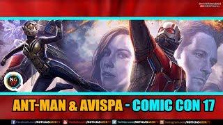 Ant Man 2 - San Diego Comic Con 2017