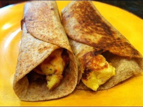 Breakfast Burrito Recipe - Easy and