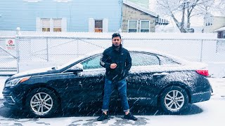 Snow Day In New York City    Cover Song By Minar Rahman    Arman Sikder    New York   