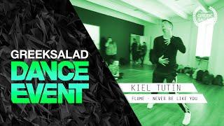 GREEK SALAD Dance Event'16. Kiel Tutin [Flume - Never Be Like You]