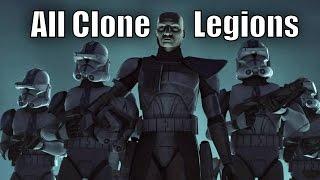 All Clone Legions