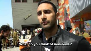 Israelis  What do you think of Goyim non Jews