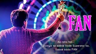 FAN Teaser Poster Ft. Shahrukh Khan Unveiled