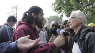 Young Muslim vs Old Atheist - who wins?