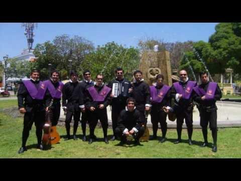 Canción de los idiomas Tuna de la Universidad Autónoma de Chile