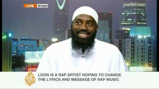 Famous American Rapper Loon Converts to Islam