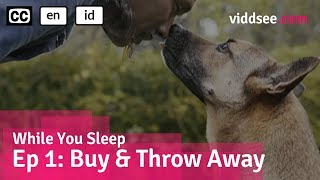 Buy And Throw Away - Saving Animals in the Graveyard Shift // Viddsee.com