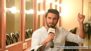 Ranveer Singh talks about being the Most Desirable Man