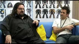FORGE WORLD Visual Feed: The Badab War Q&A 1