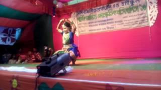 Dance by Agnila (Megera Dhak Dhol Bajea)
