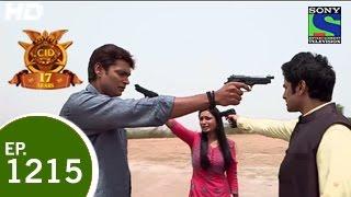 CID - Golden Eye Gang - सी ई डी - Episode 1215 - 12th April 2015