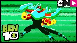 Ben 10 Deutsch | Reise in die Omnitrix, Teil 5: Der High Override | Cartoon Network