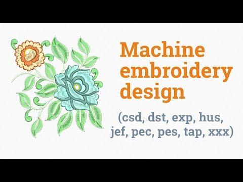 Xxx Mp4 Spring Flowers Machine Embroidery Design Emb Csd Dst Exp Hus Jef Pec Pes Tap Xxx 3gp Sex