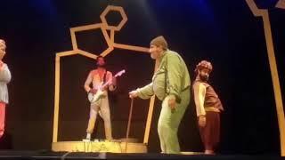 فرقة ستيلكوم تقدم مسرحية